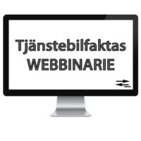 Tjänstebilfaktas Webbinarie